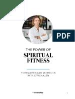 The power of spiritual fitness
