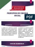 Clase 10 PRINCIPIOS EN CIRUGIA ORAL