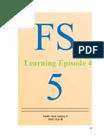 fs 5 episode 4