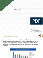 1_Tema 01 - Expediente Tecnico en el Marco de la Inversion Publica