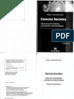 Ciencias Sociales Lineas de Accion Didactica y Perspectivas Epistemologicas PAGINADO