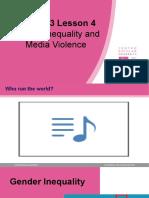 Gender Inequality and Media Violence.pptx