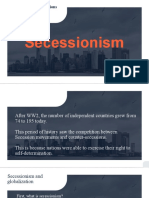Secessionism.pptx