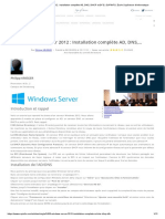 administration windows server