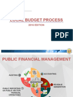 ICLTE-C.1-Public Expenditure Mgt & Financial Accountability_Local Budget Cycle