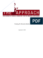 theApproach - Creating an Attractive Identity