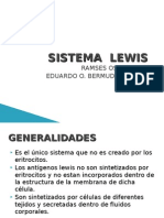 SISTEMA  LEWIS