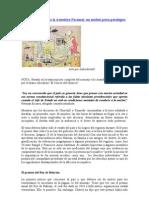 Mensaje de Chávez a la Asamblea Nacional. Un análisis psico-patológico
