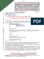 20200831-Mr G. H. Schorel-Hlavka O.W.B. to IBAC Ex C-Vo 20-6752-Re Physical Assault