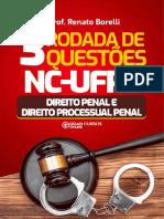 3 Rodada de Questoes NC UFPR Penal e Processo Penal
