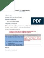 Actividad No. 5 modulo 3 contabilidad