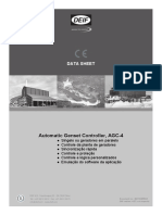 AGC-4 data sheet 4921240562 BR
