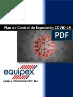 Plan de Contingencia COVID19 - equipex