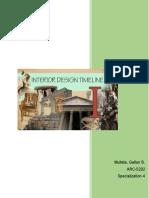 History of Interior Design.docx
