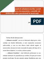 Csaba Nasz Atragerea raspunderii  administratorilor sociali pentru nepredarea documenteor contabile (1)