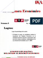 EL REGIMEN ECONOMICO