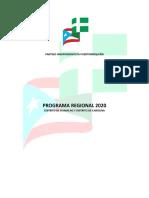 Plan Regional de reforma municipal para el área este (1)