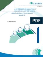 Protocolo COVID-19 COMPARTA EPS-S