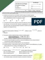 teste 5 - prob, funções, equaç, circunf., Nº e trig-C-v2