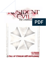 Call of Cthulhu d20 - Resident Evil - The Umbrella Files