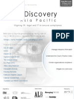 eDiscovery Asia Pacific