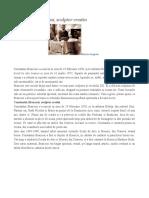 141 de ani de la nasterea lui Constantin Brâncuși