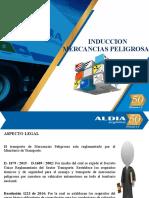 1. Induccion Mercancias Peligrosas.pptx
