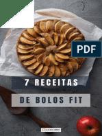 Ebook Bolos Fit -Lucilia Diniz