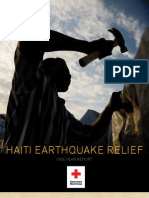 Red Cross Haiti Earthquake_OneYear Report