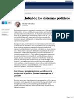 Crisis global de los Sistemas Políticos