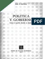 2. Deutsch, K. Política y Gobierno (pg. 18-26) (1)