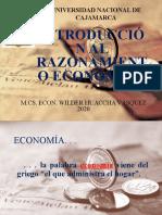 Razonamiento Económico