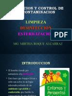 LIMPIEZA  Y DESINFECCION 2019 MF 03 MRA