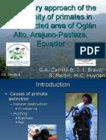 Presentacion seminario Pragasin fotos