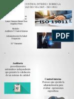 cartilla de control interno sobre la normatividad Iso Nia 2065- Iso 19011.pptx