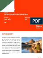 GF-3ro-Hidrografía de Europa(PPT)