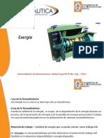 Exrergía y Dinámica de Gases