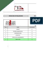 Prh-mt-02 Matriz de Dotacion y Epp Por Cargos