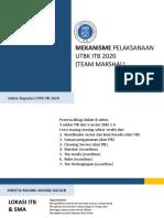 UTBK ITB-EKC 300620