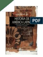 Leslie Bethell - Historia de América Latina Tomo 1