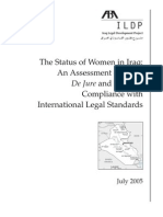 Status of Women in Iraq Aba Ildp 2005 En1(2)