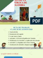 EL FIN DE LA REPÚBLICA DE COLOMBIA (1)