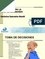 Presentación Toma de Decisiones