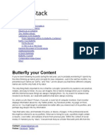 Butterfly Your Publication | Life Stack