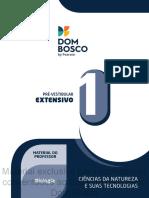 Biologia vol.1 (Extensivo) - Dom Bosco