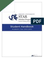 STAR Scholars Handbook_Part 1
