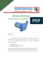 Bombas centrífuga1
