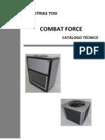 CATALOGO-TECNICO-2013-COMBAT-FORCE
