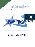 Reglamento de la Juventud PNP