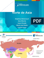 Norte de Asia